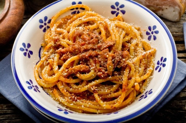 Pasta Pomodoro, from the month of meals menu and recipe collection - www.MomFavorites.com