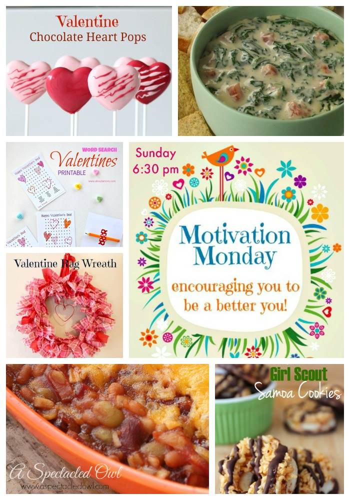Motivation Monday Linky Party #128