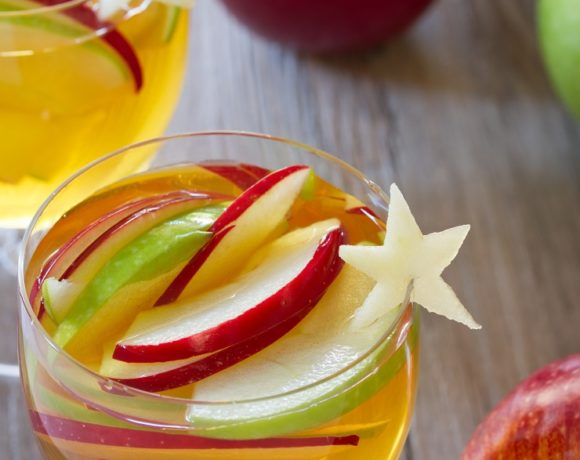 DIY Booze: Spiced Apple Wine Recipe