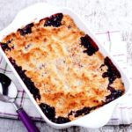 Lighter Mixed Berry Crumble Recipe