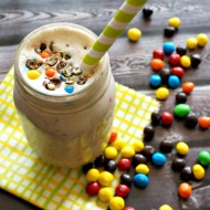 CopyCat Blizzard Recipe with M&M's® Crispy
