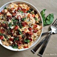 Now Trending: Pepperoni Risotto Recipe