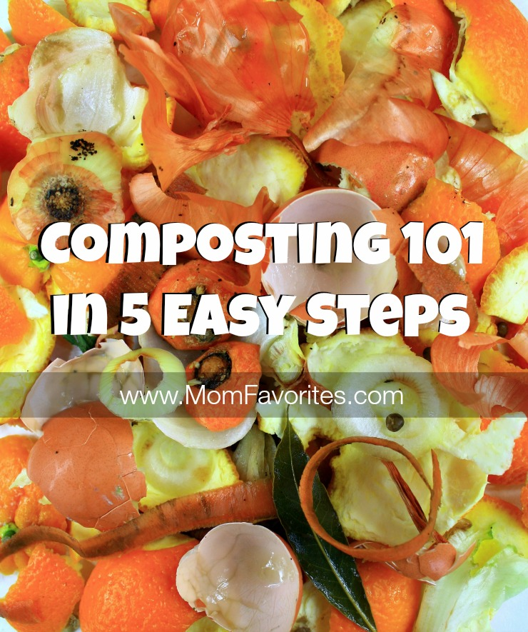 How to use kitchen scraps for composting.  Plus Green Tips for Healthy Living and How to Make Green Choices Beyond Earth Month