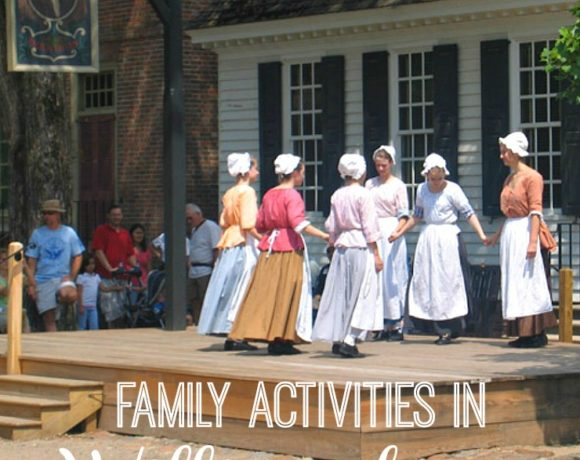 Top 10 Family Activities in Williamsburg, Virginia