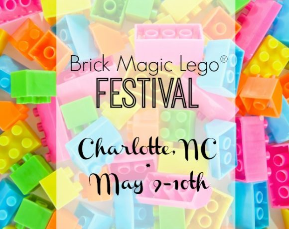 BrickMagic Lego® Festival May 9-10
