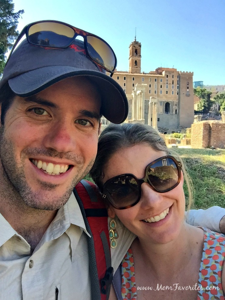 Good things come to those who book flights!  A recap in photos of my fun anniversary trip to Italy!