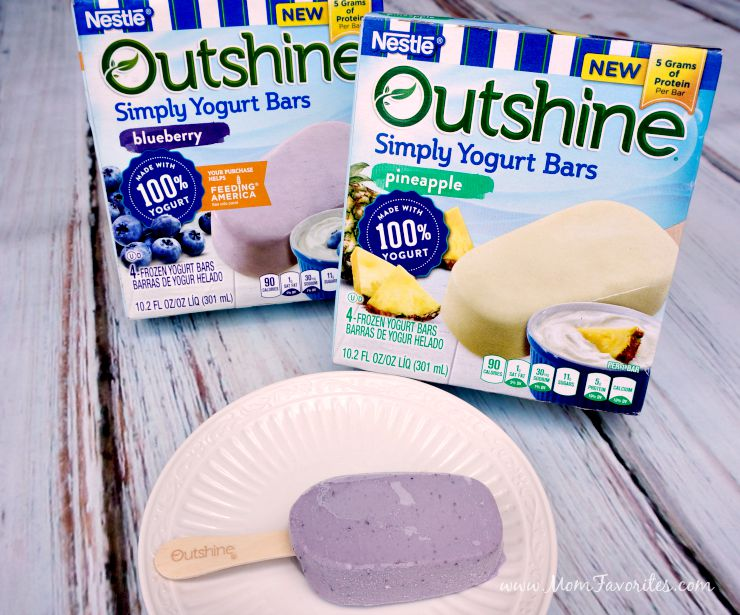Looking for smarter pool snack ideas? Get the skinny on Nestle Outshine Fruit Bars and take the fruit snack quiz!