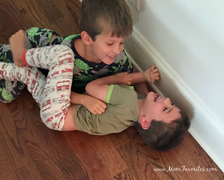 4 Tips to Get Beyond Bed-Wetting from a mom of three-boys.