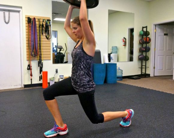 Strong Momma: On Reaching My Fitness Goals