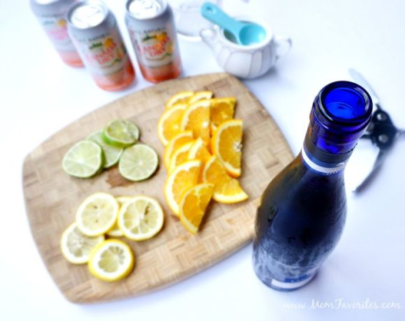 Sparkling Cocktails for a Late Summer Girl's Night
