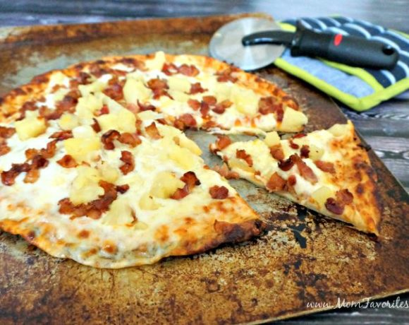 Gluten-Free Hawaiian Pizza Recipe