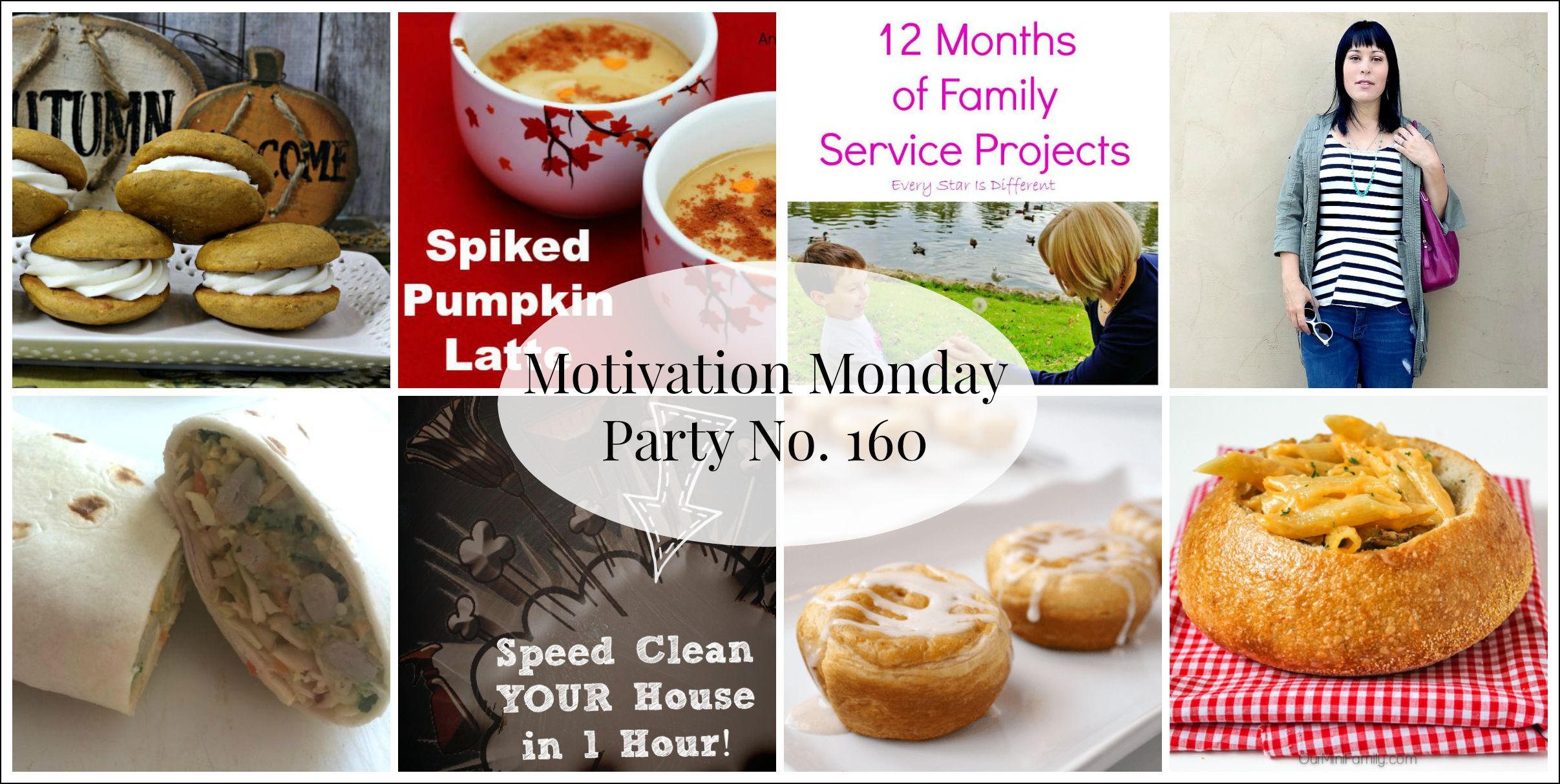 Motivation Monday Linky Party 160- Open Sunday 6:30 pm at www.alifeinbalance.net