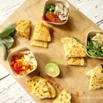 The Creative Lunchbox: Three Quesadilla Recipes for Kids