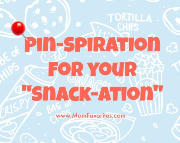 Pin-spriation for Amazing Snack Recipes