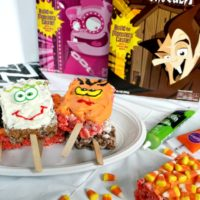 Halloween Sweets: Spooky Cereal Treats