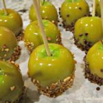 Halloween Fun & Caramel Apples