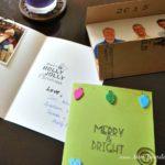 Holiday Handmade Photo Cards