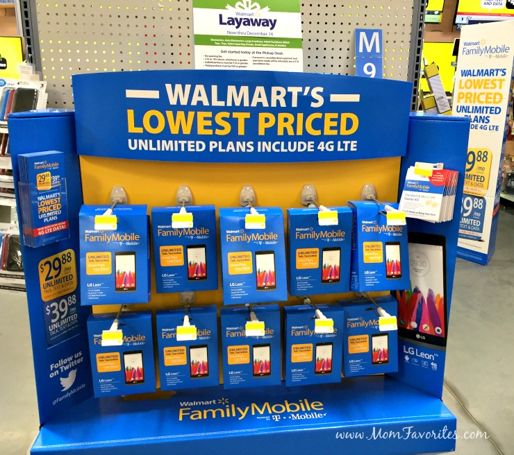 Phones for the WHOLE Family with Walmart Family Mobile