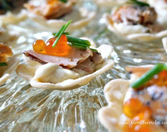 Let's make a toast to 2016! Ring in the New Year with these 3 Easy and Make Ahead Party Appetizers!