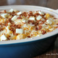 Game Day Pork Jerky Macaroni and Cheese Recipe