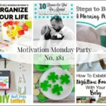 Motivation Monday Linky Party 181