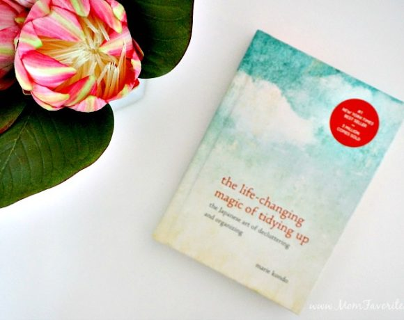 "These KonMari Tips for Spring Cleaning honed from ""The Life Changing Magic of Tidying Up,"" may just be both life-changing and magical! Read on to discover what you need to know about the KonMari process and how they will help you with your spring cleaning process!"