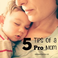 5 Tips for Detecting a Pro Mom