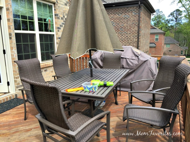 Beautiful Turn a blah deck into a lush and fy outdoor living room Get the deets