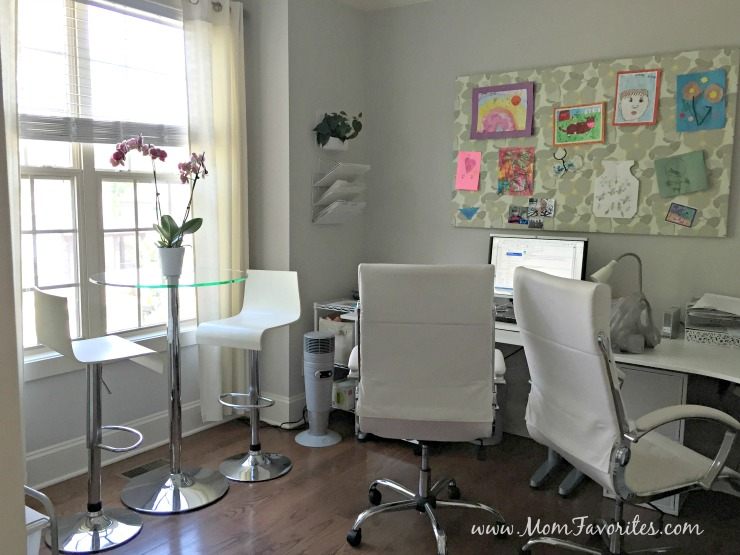 Stage 1 Of My DIY Home Office Makeover: Managing The Chaos, Planning The  Makeover