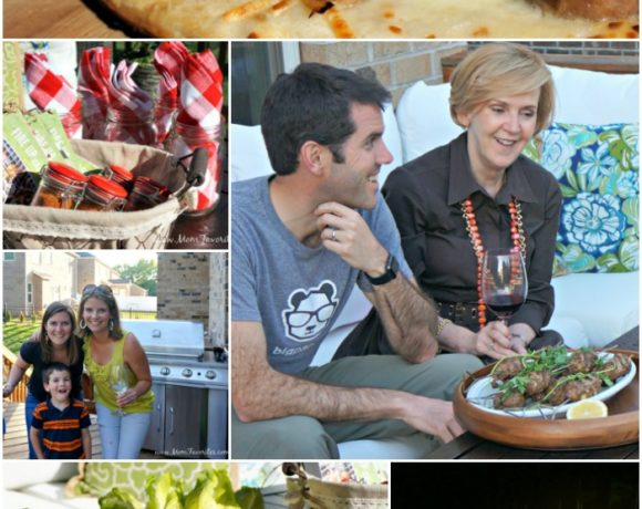 Gather your friends round for a fun outdoor dinner party without the guilt! Lighten up summer favorites with these grilling recipes with turkey. You'll love this Turkey Kofta and Turkey Brat Pizza recipes, perfect for grilling this summer!