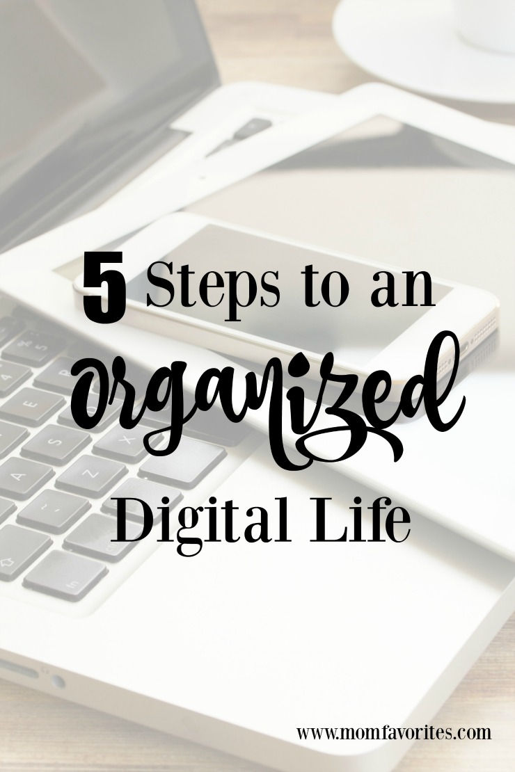 How To Manage and Organize Your Digital