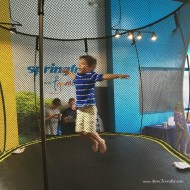 Jump for Joy (and Good Health) with Spring Free Trampolines!  Now in South Charlotte!
