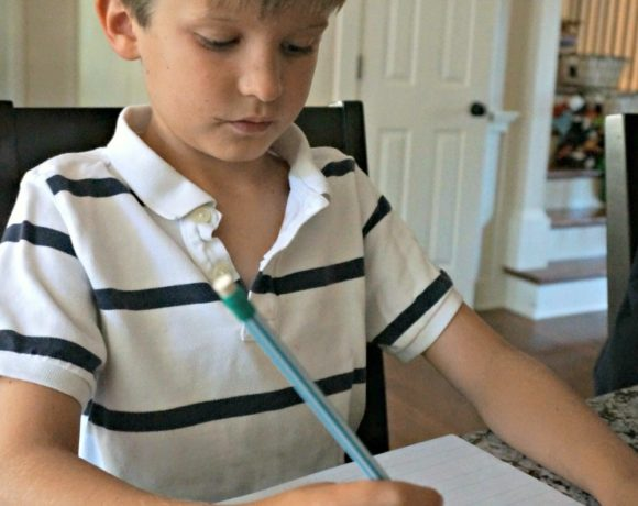 Tips for Improving Handwriting – Elementary School