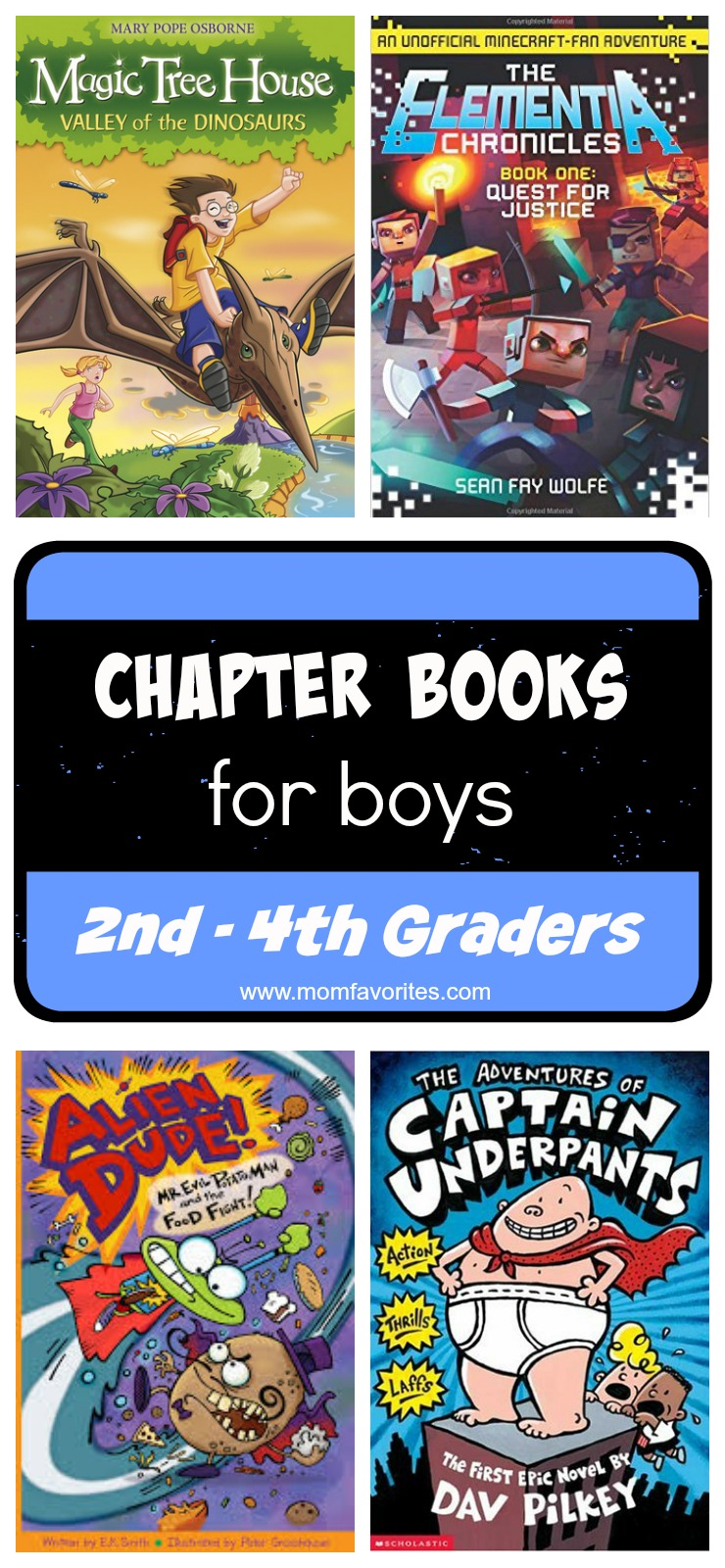 Chapter Books For Boys 2nd 4th Grade Forks And Folly