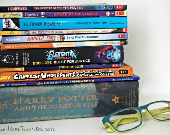 Chapter Books for Boys – 2nd – 4th Grade