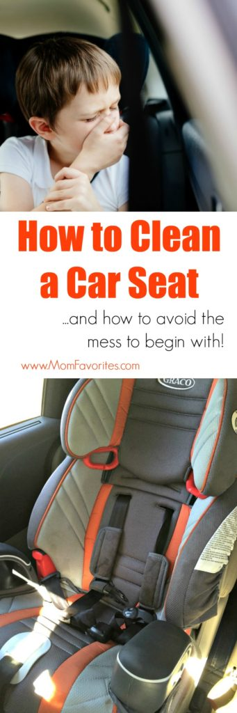 May you never need to know these tips for how to clean a child's car seat, but rather read on to learn how to avoid the mess to begin with.