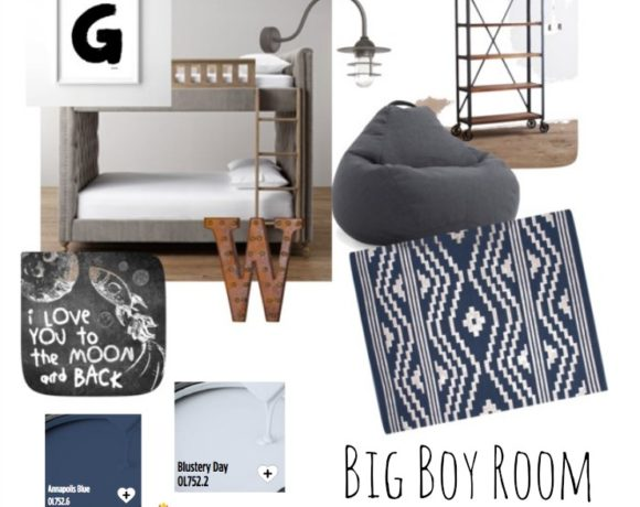 Big Boys Room – Shared Bedroom Inspiration