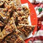 Salted Caramel Bacon Toffee + Win Bacon for a Year!
