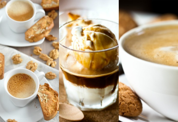Skip dessert, and wow your guests with specialty coffee drinks. Holiday Entertaining is made easy with these three delish coffee drink recipes, including my favorite... Affagato!