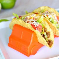 Classic Slow Cooker Beef Tacos