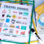 DIY Travel Bingo Game Tutorial