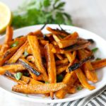 Secret Ingredient Carrot Fries Recipe