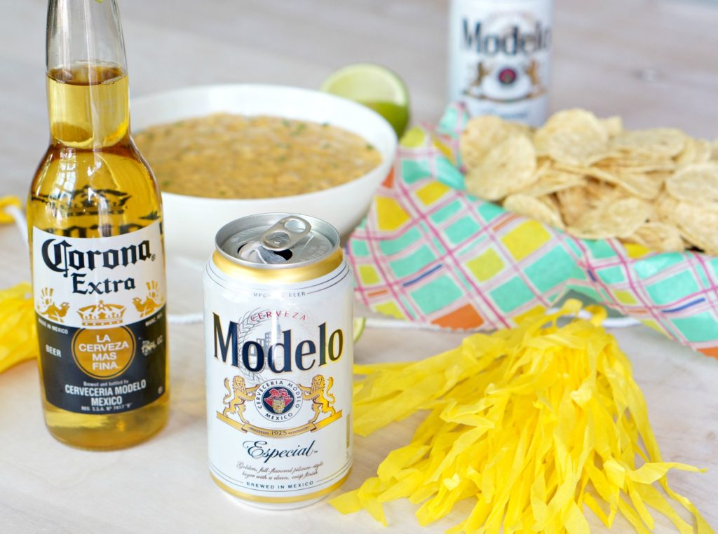 Whether it's Cinco de Mayo or getting together with friends, celebrate with this Spicy Beer Queso recipe. With spicy chorizo, creamy cheese and Modelo Especial, this... THIS it the appetizer you'll want to be serving all summer long!