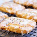 Homemade Pop Tarts with Strawberry Jam: #52WeeksofSweets, Week 12