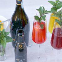 Prosecco Sorbet Cocktail