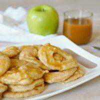Deep Fried Apple Rings