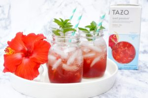 Make the most of every moment this summer with this refreshing Hibiscus Strawberry Sparkler. It's the perfect afternoon sipper to share on the patio with your girlfriends!