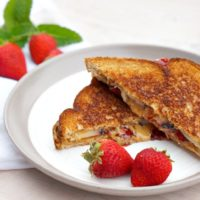 Peanut Butter and Jelly Grilled Cheese