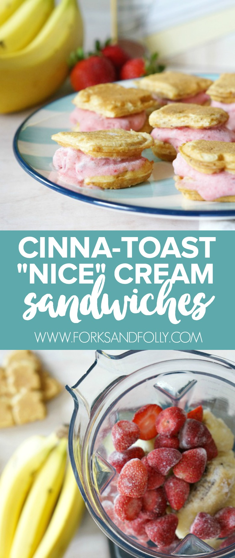 Kitchen Stories: Nice Cream Sandwiches - Forks and Folly