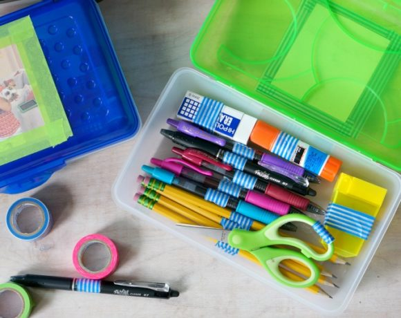 Personalized Homework Kits for Back to School
